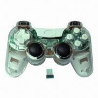 Buy cheap 2.4GHz Wireless Computer Game Controller with High Stability product