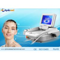 Buy cheap Portable 10 lines wrinkle removal and anti aging beauty machine hifu system product