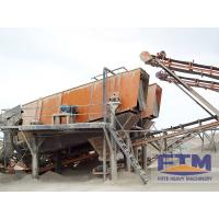 Buy cheap High Temperature Ore Vibrating Screen/Circular Vibrating Screen Price In China product