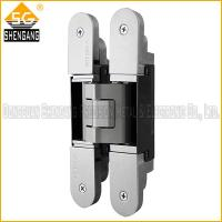 Buy cheap adjustable concealed hinges 180 opening angle product