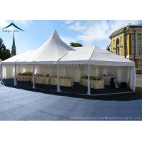Buy cheap 10m * 20m  Large  White Marquee Mixed Tents product
