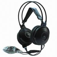 Buy cheap 20Hz-20kHz New Best Headphones with 25mW Rated Power/3.5mm Plug/40mm Driver/6.5mm Microphone product