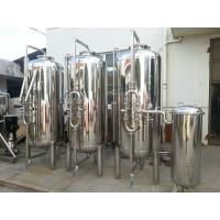 China GMP FDA Standard Reverse Osmosis Treatment Plant For Pharmaceutical Industry on sale