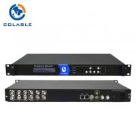 Buy cheap 4 Channel AV DVB T Modulator , 4 In 1 MPEG 2 Hdmi To Dvb T Modulator COL5011U - 4CT product