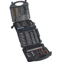 Buy cheap 118pcs Hss Combination Drill Bit Sets with Blow Mold Case , Twist Drill Bits / Sockets product