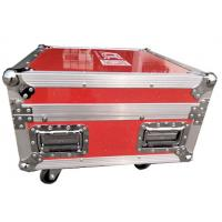 Buy cheap Luminous And Reflective Spot Red Rack Flight Case , Twelve Channel Motor Chain Hoist Power Case from Wholesalers