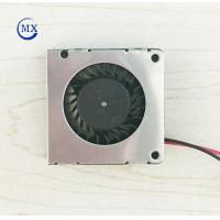 Buy cheap 30Mm Motor Drushless Axail DC Blower Fan For Air Cooling , 7mm thickless product