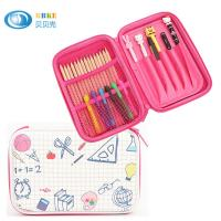 China Cute Printing EVA Pencil Case For Your Children , Water Proof Custom Eva Case on sale