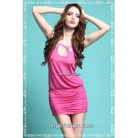 Buy cheap sexy pink nightgown underwear product