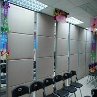 Buy cheap Commercial Operable Movable Partition Walls For Classroom / Meeting Room from wholesalers