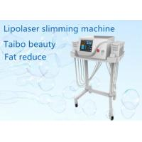 Buy cheap Portable 650nm 980nm Lipo Laser HIFU Slimming Machine Automatic And Manual Operate Mode product