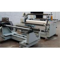 Buy cheap Packaging Film Slitting Machine BOPP / PU / EVA TAPE Slitting And Rewinding Machine product