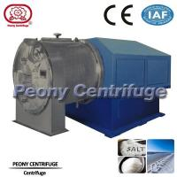 Buy cheap Automatic Continuous 2 Stage Pusher Separator - Centrifuge for EPS Dewatering, got actual case from Wholesalers