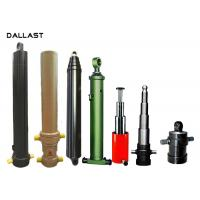 Buy cheap Single Acting Customized Telescopic Dumper Tipper Trailer Hydraulic Cylinder product