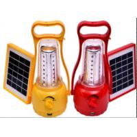 Buy cheap Innovative LED Solar EnergyLight with Solar panels Poly 6V*1.5W ( 3W board optional) product