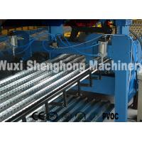 Buy cheap Durable Metal Deck Roll Forming Machine , Floor Decking Roll Forming Line product