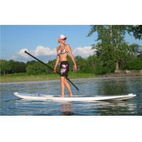 Buy cheap Customized Blow Up Stand Up Paddle Board , Inflatable Race Sup Eco Friendly product