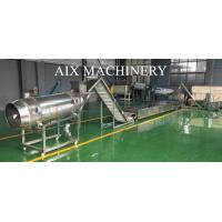 Buy cheap Professional Pet Food Production Line , Stainless Steel Pet Food Extruder Machine product