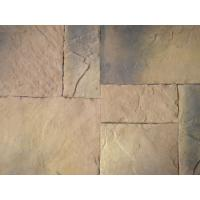 Buy cheap Exterior Interior Artificial Stone Panels 3D PU Polyurethane Faux Wall Veneer product