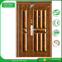 Design Steel Exterior Main Door Gate For House Main Entrance Of Ah Hot