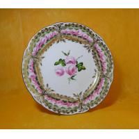 Buy cheap Round porcelain plate (NG7021) product