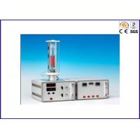 Buy cheap Rubber Oxygen Index Apparatus / Tester With 0.1Mpa Working Pressure product