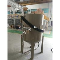 Buy cheap 30 - 150 PSI Portable Bead Blasting Equipment Dry Abrasive Blast Customized product