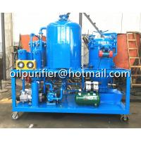 Buy cheap Lube Hydraulic Oil Decoloration Machine, Quench Cutting Fluids Purification System, Industrial Oil Purifier manufacturer product