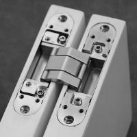 Buy cheap 3D Adjustable Concealed Hinge for Concealed System Door product