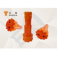 Buy cheap Low Breakage And Long Life Time DTH Drill Bit With High Wear Resistance product