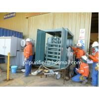 Buy cheap Transfomrer Oil Purification Plant, Vacuum Oil Filtration Equipment onsite training Project in Laos/Australia product