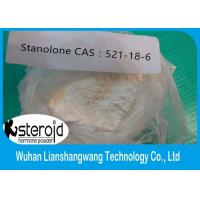 Buy cheap CAS 521-18-6 Bodybuilding Anabolic Steroids Muscle Mass Stanolone Androstanolone product