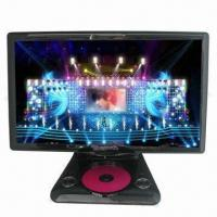 Buy cheap Portable DVD Player with 18.5 inch LED High Definition Screen, View of Screen Free Angle product