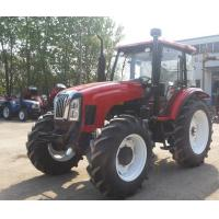 China Comfortable Agriculture Mini Compact Diesel Tractor 18 - 40hp Power on sale