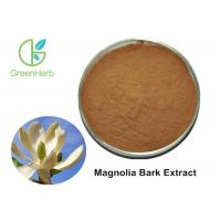 Buy cheap 10%-98% Magnolol Magnolia Bark Extract Powder CAS 528-43-8 White Color product