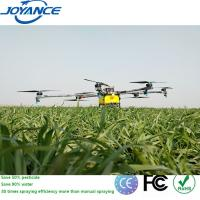 Buy cheap FUTABA T8FG rc agriculture spraying drones,flying sprayer uav from wholesalers