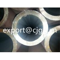 Buy cheap Steel Gas Line Pipe API 5L X70 , Round Seamless Black Steel Pipe from Wholesalers