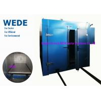 Buy cheap Double Doors Electric Powder Coating Oven , Trolley Style Resin Coating Machine product