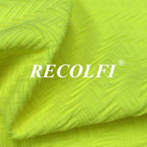 China Nylon Spandex Polyamide 110CM Recycled Mesh Fabric on sale