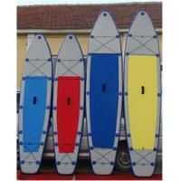 Buy cheap Lightweight Inflatable Stand Up Paddle Board , Inflatable Surf Sup Tearproof product
