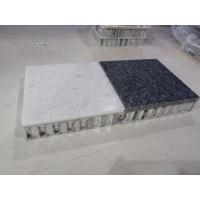 Quality Granite stone honeycomb panel thickness 20mm for building decoration for sale