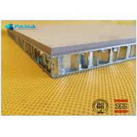 Buy cheap Marble Stone Honeycomb Roof Panels Sound Insulation And Moisture - Proof product