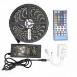 Buy cheap 5050 RGBW Led Strip 60leds/M RGBWW Led Strip Light IP65 With 40 Keys IR Remote Controller product