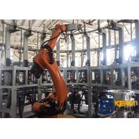 Buy cheap Arc Welding Rapid Process Automation , Civil Boiler Manufacturing Automation Systems product