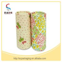 Buy cheap Recyclable Cardboard Cylinder Paper Gift Boxes Handmade  product