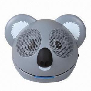 Buy cheap Koala Gift Mini Speaker, Portable, Ideal for MP3/MP4 Players product