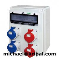 China Outdoor electrical power distribution box on sale