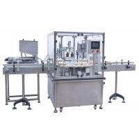 Coconut Oil Filling Edible Oil Packing Machine Automatic Bottled Compact Structure