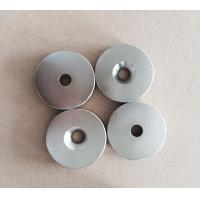 China Countersunk Ring Magnet on sale
