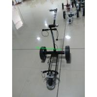 Buy cheap Patent protect electric golf trolley colorful golf trolley of lithium battery electric golf trolley product
